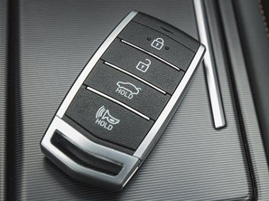 Keyless Entry Car Key