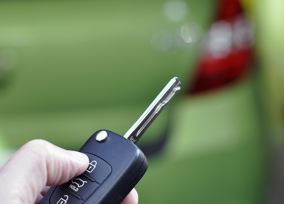 Laser Cut Key